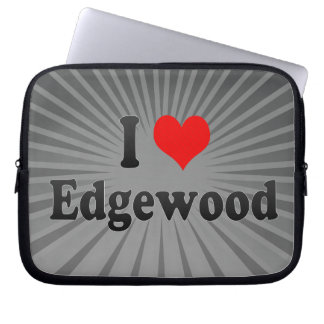 Amo Edgewood, Estados Unidos Funda Portátil
