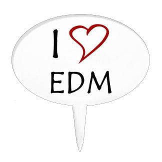 Amo EDM Figura De Tarta