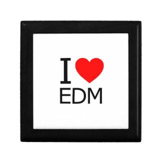 Amo EDM Caja De Joyas