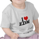 Amo EDM Camiseta