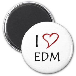 Amo EDM Iman De Frigorífico