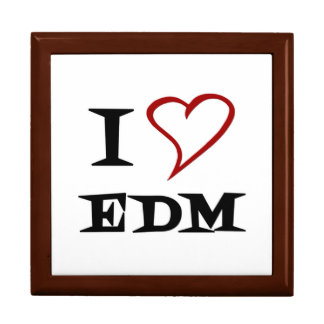 Amo EDM Caja De Regalo