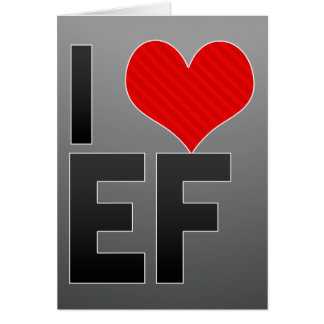 Amo EF Tarjeton