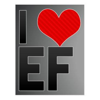 Amo EF Postales