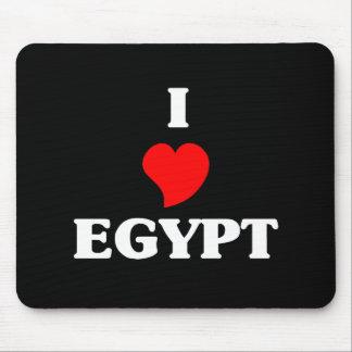Amo Egipto Alfombrilla De Ratón