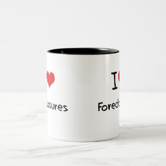 Amo ejecuciones de una hipoteca taza de café