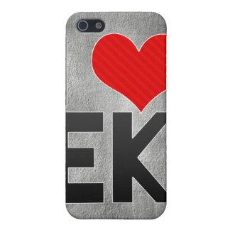 Amo EK iPhone 5 Funda