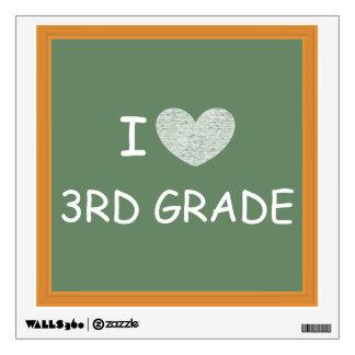 Amo el 3ro grado