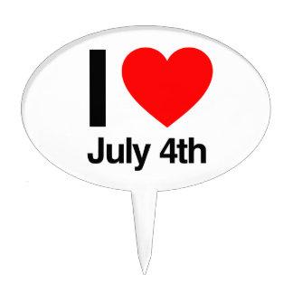 amo el 4 de julio