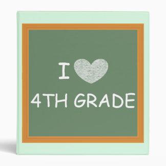 Amo el 4to grado