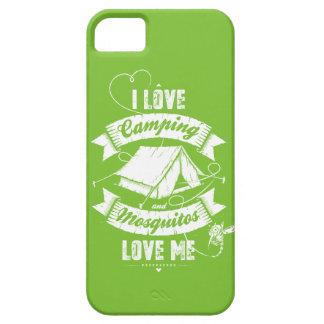Amo el acampar funda para iPhone SE/5/5s