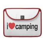 Amo el acampar fundas macbook pro