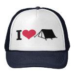 Amo el acampar - tienda gorras de camionero