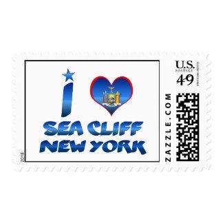 Amo el acantilado del mar, Nueva York Envio