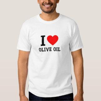 Amo el aceite de oliva poleras