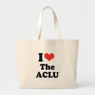AMO EL ACLU - .PNG BOLSAS DE MANO