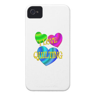 Amo el acolchar carcasa para iPhone 4 de Case-Mate