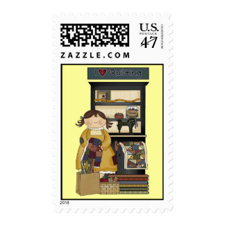 Amo el acolchar sellos