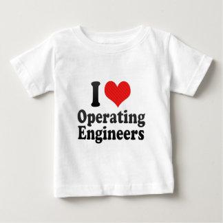 Amo el actuar de ingenieros remeras