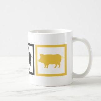 Amo el Adobo del cerdo Taza