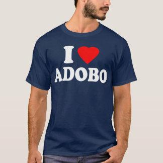 Amo el Adobo Playera