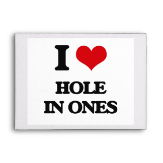 Amo el agujero en unos sobre