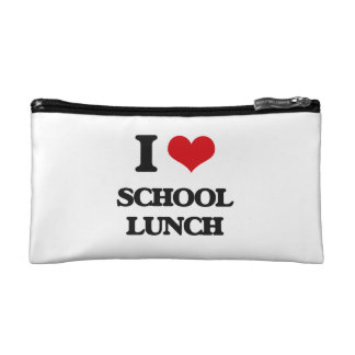 Amo el almuerzo escolar
