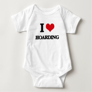 Amo el amontonar mameluco de bebé