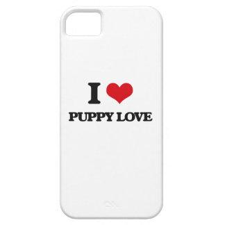 Amo el amor adolescente iPhone 5 Case-Mate carcasa