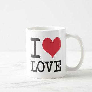 ¡Amo el AMOR - KOSHER - los productos y los Taza Clásica