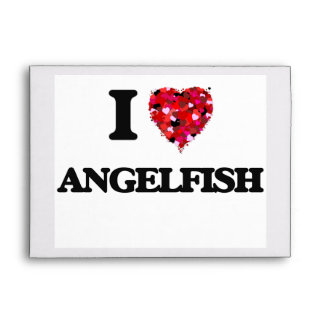 Amo el Angelfish Sobres