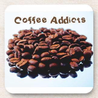 Amo el aroma del café posavasos