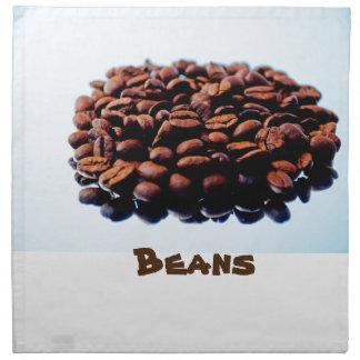 Amo el aroma del café servilletas imprimidas