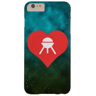Amo el asar a la parrilla funda para iPhone 6 plus barely there