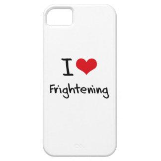 Amo el asustar iPhone 5 coberturas