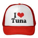 Amo el atún gorras