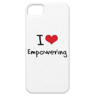 Amo el autorizar iPhone 5 carcasas