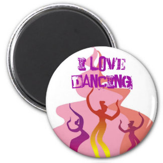 Amo el bailar del imán
