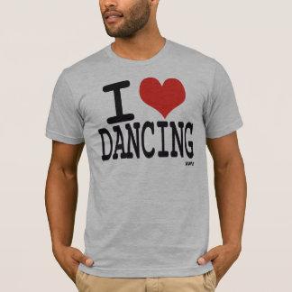 Amo el bailar playera