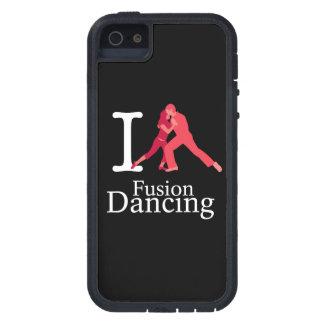 Amo el baile de la fusión iPhone 5 coberturas