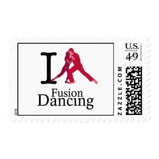 Amo el baile de la fusión sellos