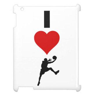 Amo el baloncesto (vertical)