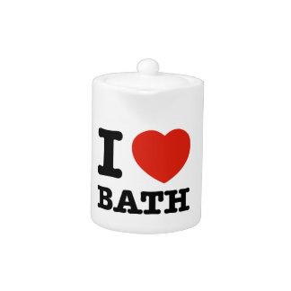 Amo el baño