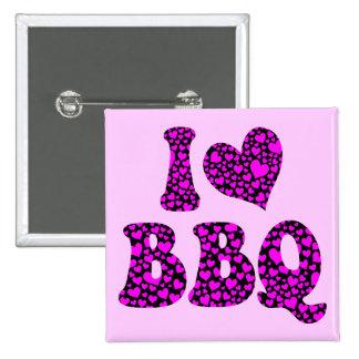 Amo el Bbq Pins