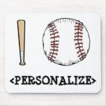 Amo (el béisbol), <PERSONALIZE> Alfombrilla De Ratones