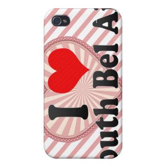 Amo el Bel Air del sur Estados Unidos iPhone 4 Protectores