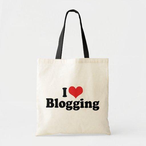 Amo el Blogging Bolsas