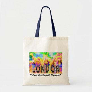 Amo el bolso del carnaval de Londres Nottinghill Bolsas