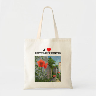 Amo el bolso del Poitou-Charentes Bolsas