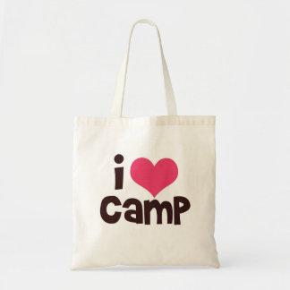amo el bolso del regalo del campo bolsa tela barata